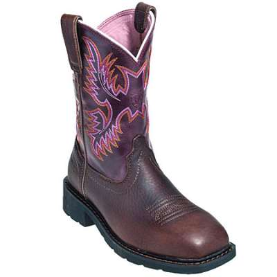 Ladies Safety Toe Work Boots And Shoes